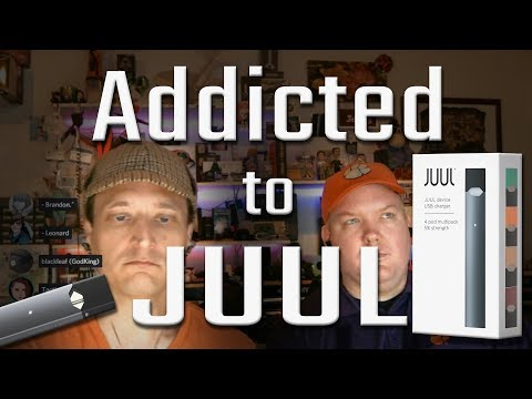 Might as well Sue 'cause I'm Addicted to Juul
