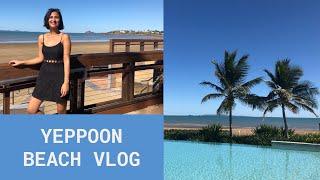 Yeppoon Beach Vlog  TROPİK SAHİL KASABASI