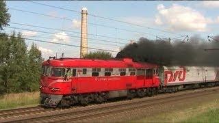 ТЭП60 0926 Москва   Калининград  TEP60 0926 Moscow   Kaliningrad