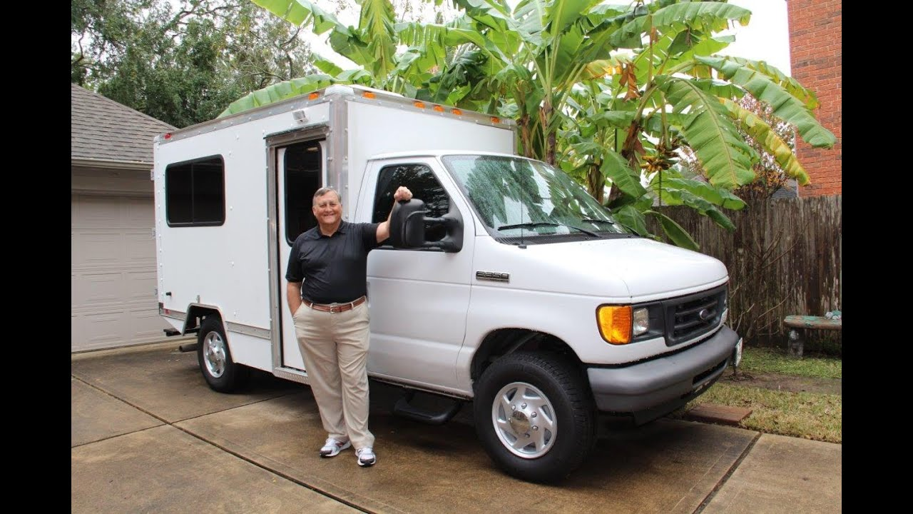 Jordan Box Truck Camper Conversion 2015 Doovi