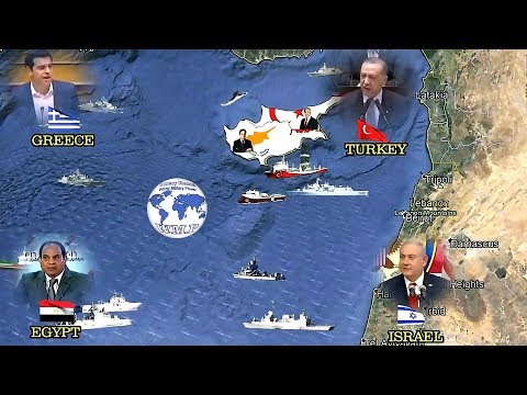 Turkey | Northern Cyprus VS Greece | Israel | Egypt | Cyprus Military Comparison 2018