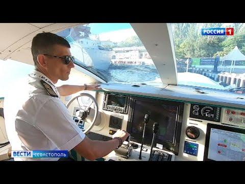 В Крыму готовится к ходовым испытаниям третья «Комета»