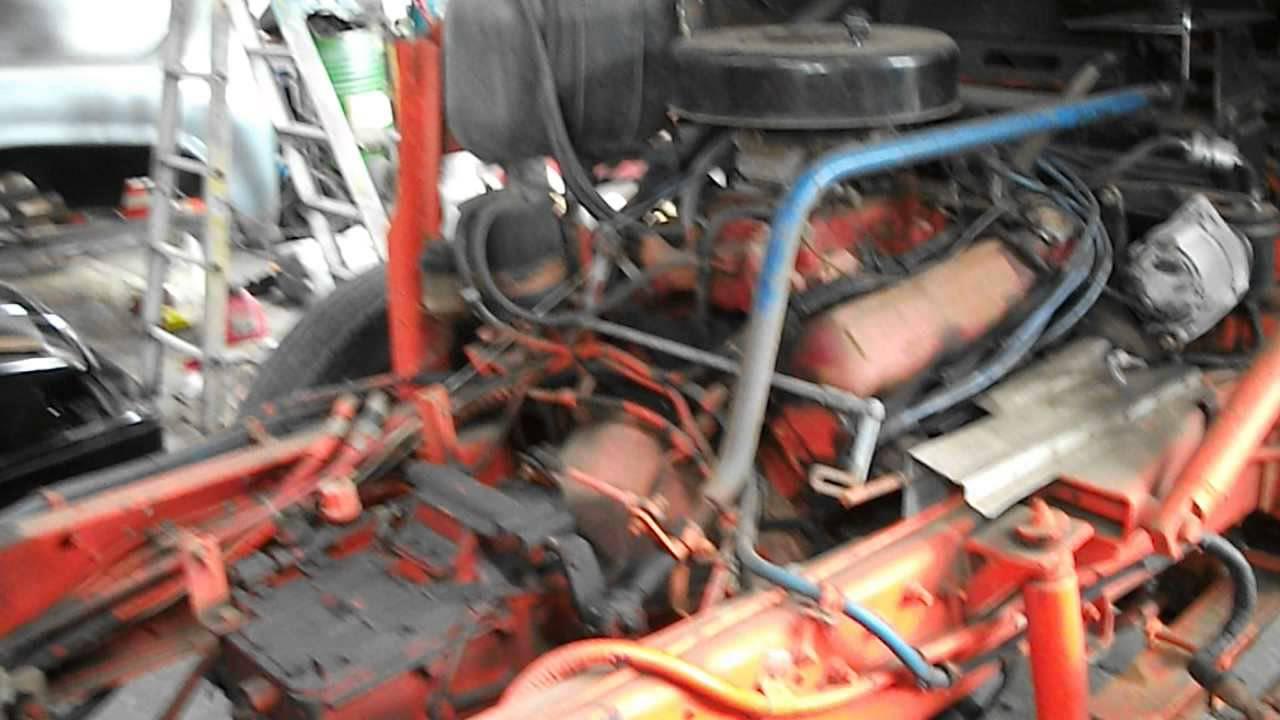international v8 392 engine youtube rh youtube com Ford V8 Engines Chevy 350 Engine Diagram