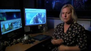 HOW TO TRAIN YOUR DRAGON - Interview with April Knobbe, Matte Painting Supervisor