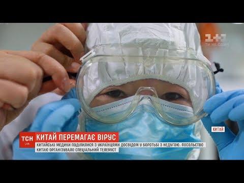 Китайські медики поділилися