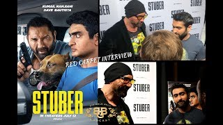STUBER | Red Carpet Interview | Washington D.C | Kumail Nanjiani And Dave Bautista