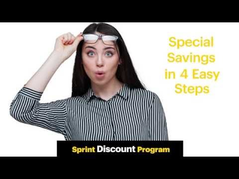 Sprint Discount Program - How To Video
