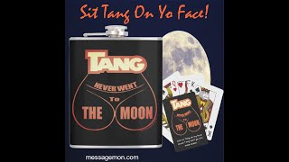 TANG (Never Never Went To The Moon) DYCK JAMES