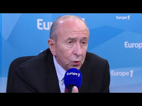 """Gérard Collomb sur le remaniement : """"Il pourrait y avoir deux secrétaires d'État qui arrivent"""""""