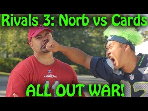 Seahawks vs. Cardinals: trash-talking neighbors in epic battle (RIVALS)