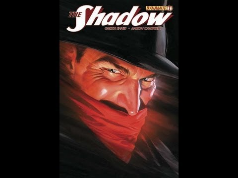 The Comic Vault: The Shadow #1-6 Review Garth Ennis