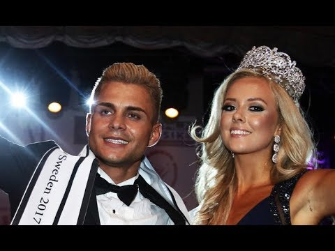 Mr & Miss Sweden Final 2017