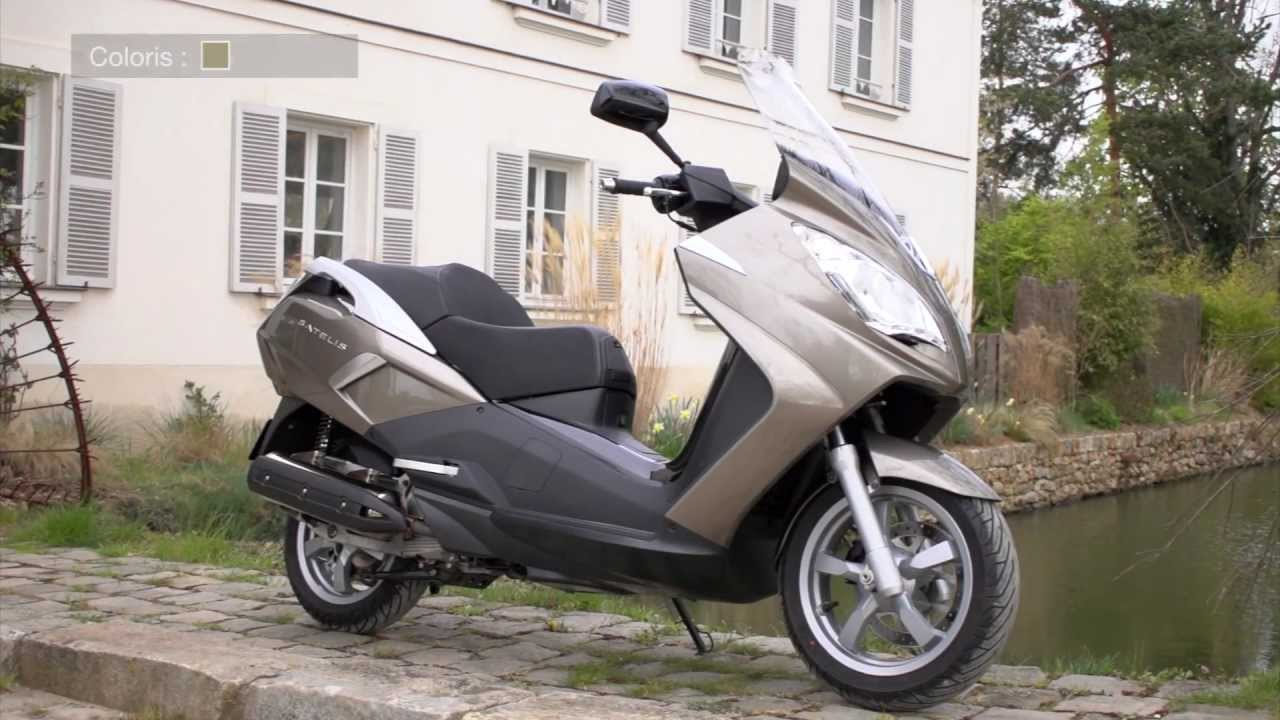club 14 scooter essai peugeot satelis ii 125 youtube. Black Bedroom Furniture Sets. Home Design Ideas