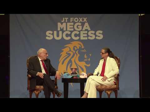 Biba Pedron interviews George Ross ont he key to success fo entrepreneurs