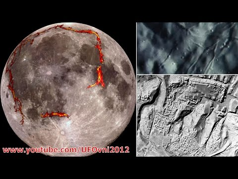 There Is A Giant Square Structure Hidden on Moon