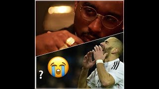 KARIM BENZEMA a Pleuré! Film de TUPAC All EYEZ ON ME (2017, New York)