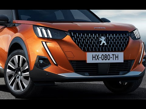2020 Peugeot 2008 SUV Introducing