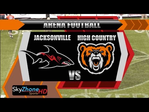 High Country Grizzlies V. Jacksonville Sharks (Special Edition)