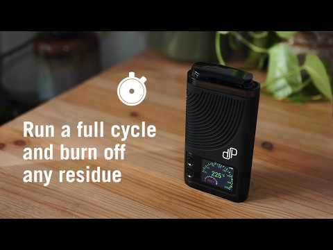 """""""My vaporizer tastes funny"""" – How to do a burn-off"""