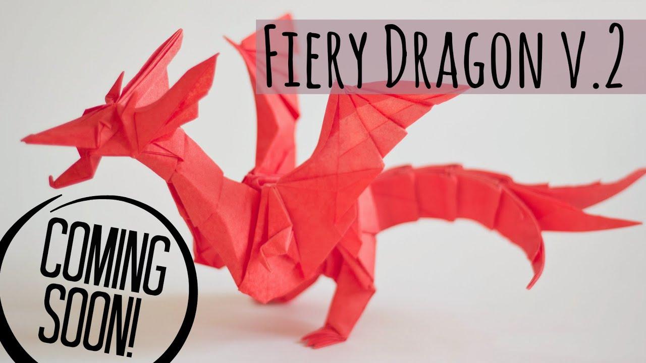 Coming soon! Fiery Dragon v.2 (Kade Chan) - YouTube - photo#46