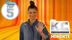 Die Disney Channel Top 5: Die besten Momente aus K.C. UNDERCOVER | Disney Channel