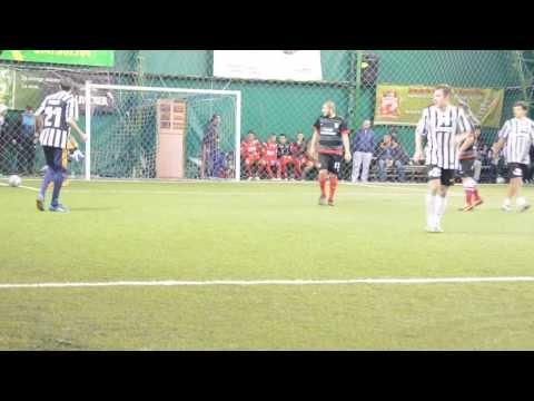 Semifinala in editia 13, Cupa Offside Arena: Priori Construct - Calia Press : 2-2, dp3-4
