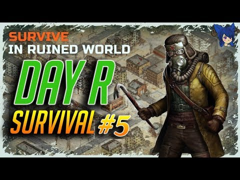 Day R Survival -  The Photographer - Episode 5 (Battle Update)