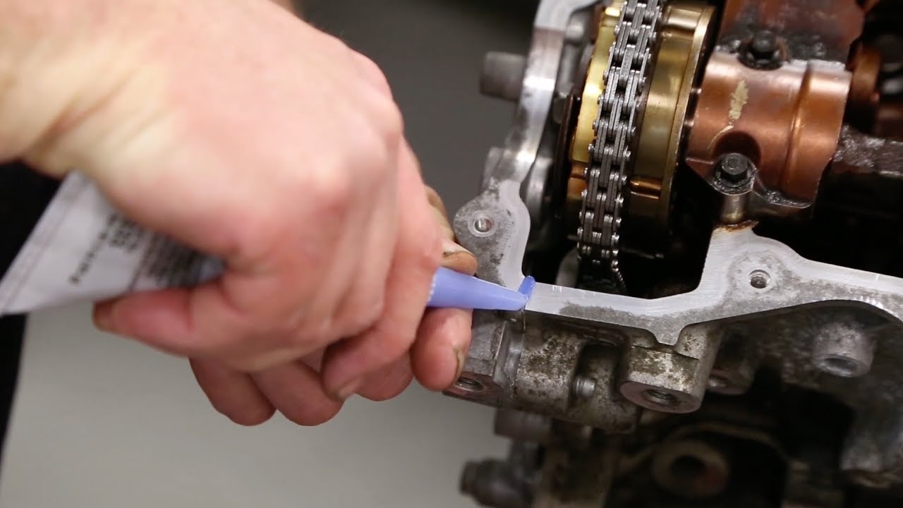 valve cover gaskets spark plug tube seals [ 1280 x 720 Pixel ]