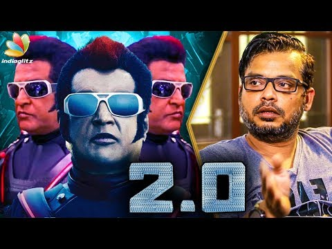 2.0 is 10 Times Grandeur Than Enthiran : Editor Anthony Interview | Diya, Rajinikanth