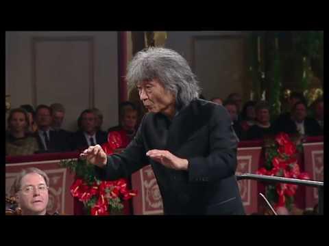 Johann Strauss II - Die Fledermaus Ouverture, Seiji Ozawa