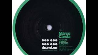 Marco Carola - Day And Night