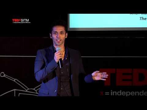 It hurts to be safe: Durjoy Datta atTEDxSITM