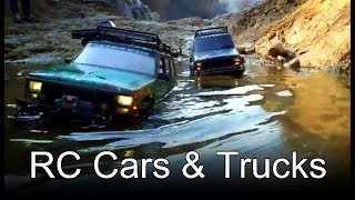 Radio controlled cars and trucks off road compilation