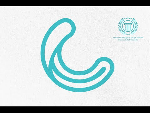 logo design illustrator - adobe illustrator logo design tutorial how to create circle letter logo