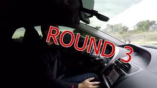 Skoda octavia 1.8 turbo(stage 2) vs Civic Type R. ДТП во время съемки.