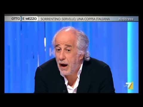 """Servillo e Sorrentino vs Grillo: """"Dietro la sua spinta distruttiva c'è il vuoto"""""""