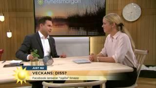 Veckans snackisar: SD-sprickan, Ogilla-knappen och Reinfeldt - Nyhetsmorgon (TV4)