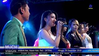Pengantin baru All artis MANHATTAN IIK&INUNG Ciroto Kayen Pati