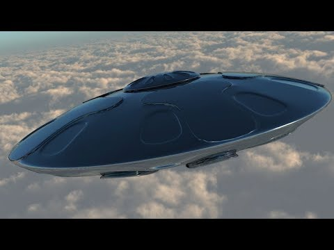 Bizarre Ball Shaped UFO Flying Over Utah Highway
