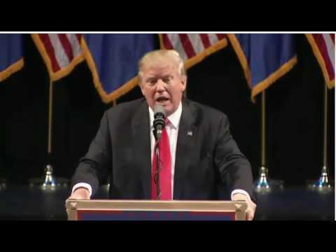 Donald Trump Las Vegas NV FULL Speech 6/18/16
