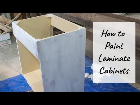 how-to-paint-laminate-cabinets