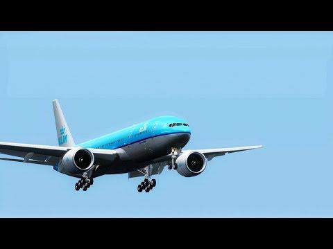 LIVE: Flight On IVAO Eindhoven - Dublin - Eindhoven (PMDG 777-200LRX) [FSX]