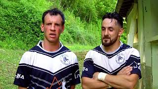 RUGBY A XIII INTERVIEW D APRES MATCH ASPET CAHORS