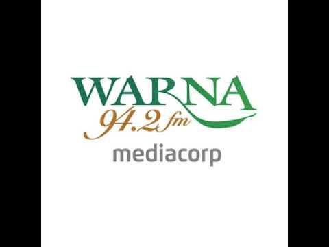 Mediacorp Warna 94.2 aircheck (2.1.2018 - 10:00 to 10:20)