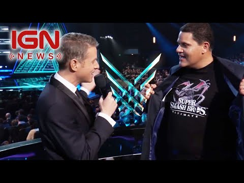 The Game Awards Sets New Viewership Record - IGN News