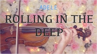 Rolling in the Deep - Adele for violin and piano (COVER)