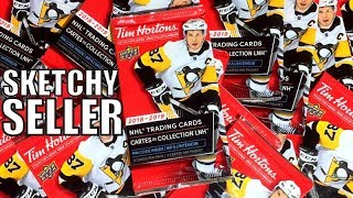 Opening More 20 Packs of 18/19 Upper Deck Tim Hortons Hockey Cards | NHL Trading Cards