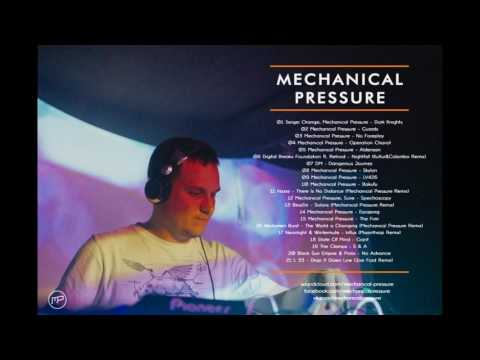 Mechanical Pressure @ Moscow - Lvov Sets