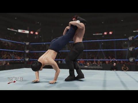 WWE 2k19 Bruce Lee vs. Rambo👊🐉💪 |