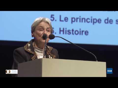 Dominique Schnapper : La séparation du politique et du religieux